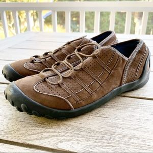 PRIVO by CLARKS Leather All Terrain Size 8 Shoe